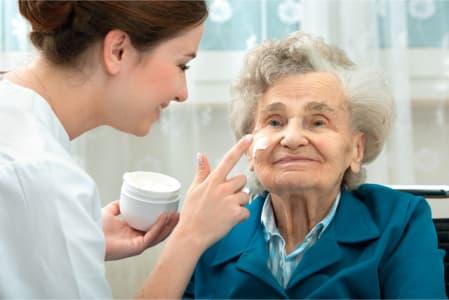 Seniors Need Their Personal Hygiene
