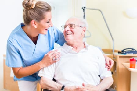 One-on-One Support Can Work Wonders in Senior Adults