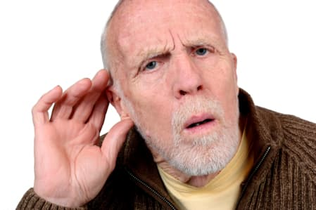 Hearing Loss in Senior Adults
