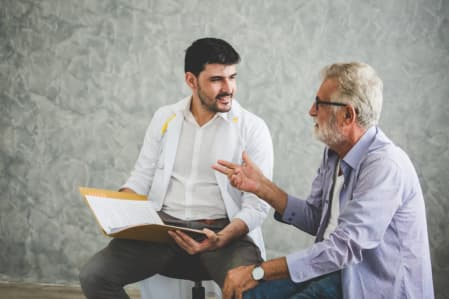 Speech Therapy for Senior Adults with Aphasia