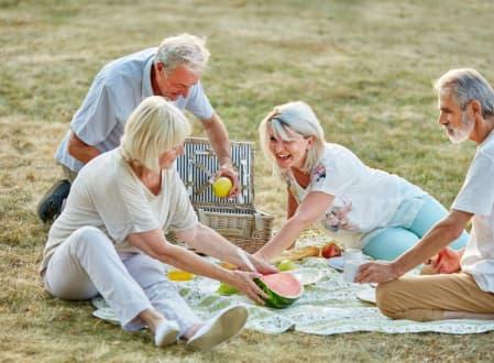 Summer Activity List: Elderly Edition