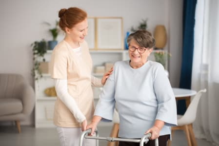Improved Way of Caring for Aging Family Members