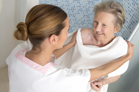 Senior Care: Tips to Promote Personal Hygiene